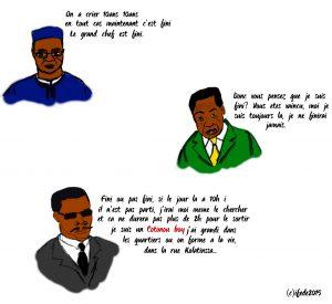 Dessin de Ifèdé _ 2015